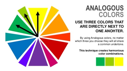 Color Wheel Bling Blog Bloom